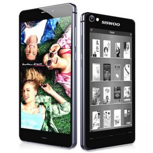 China Internet Smartphone Android 5.1 13MP 8MP Dual Screen E-Ink 5.2 inch Setro R9 on sale