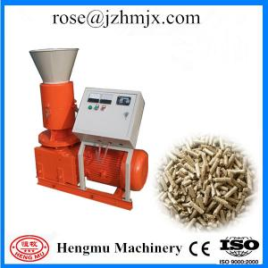 China china manufacturer competitive price flat die pellet mill with best price on sale