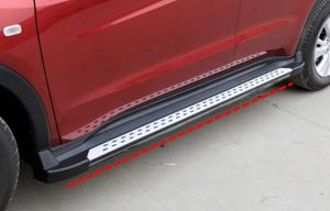 China HONDA HR-V 2014 VEZEL Side Step Bars ACURA Style  Easy Install Steel Bracket on sale