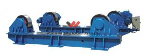 China 150 Tons Adjustable Welding Rotator For 1100mm - 6000mm Petro - Chemical Piece / pipe on sale