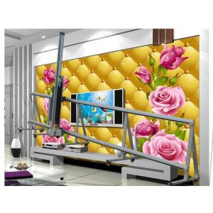 China mural printer for mural printing on wall on sale