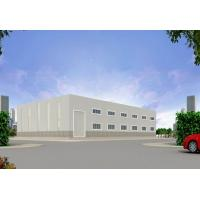 Steel structure warehouse for sale galvanized knock-down type