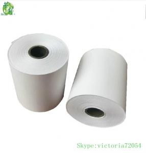 China Thermal rolls paper paper roll for wholesale on sale