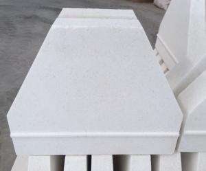 China High Stability ZC-M Building Materials Bricks , Alumina Block Al2O3 94% on sale