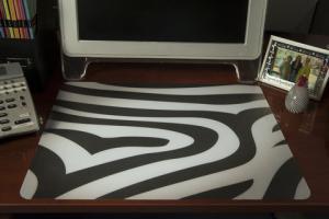 China Promotional Executive Office Desk Protector Mat Custom Mousepad on sale