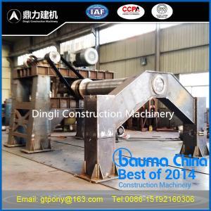 China hume concrete pipe making machine horizontal type on sale