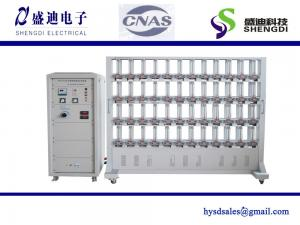 China HS-6125 Single-Phase Energy Meter Dial Test Bench,Max,40A max.96 meters,max.output 2000VA on sale