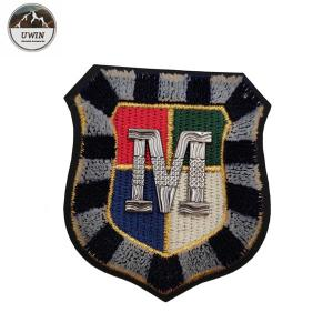 China Luxurious Custom Brand Patches , Professional Design Custom Shoe Patches on sale