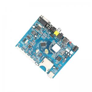 China Quick Prototyping Plastic Injection Molding Turnkey PCB Assembly on sale