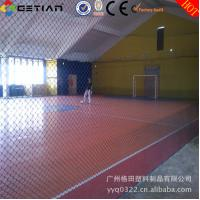 Unique Comfortable Indoor Soccer Flooring , Interlocking Sports Flooring
