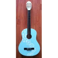 Decal 36 Inch Classical Kid Birch Wooden Toy Guitar For School Learning AG36