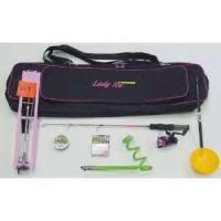 Waterproof customized convenience complete fishing kit, Carp Fishing Tackle for freshwater