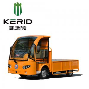 China 2 Ton  Loading Capacity 7.5KW Powerful MotorLeft Hand Drive Electric Mini Truck on sale