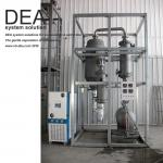 Ethanol Solvent Recovery Distillation Units , Oil Solvent Recovery Equipment