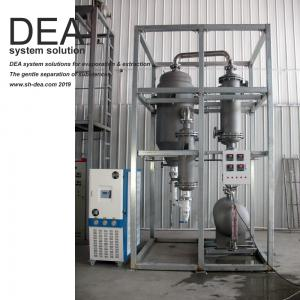 China Ethanol Solvent Recovery Distillation Units , Oil Solvent Recovery Equipment on sale