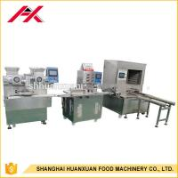 380V 50HZ Mooncake Machine Production Line 400×600mm Tray Size With High Efficiency