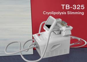 China Fat Freezing Weight Loss Machine / Cryolipolysis Vacuum Coolsculpting Machine on sale