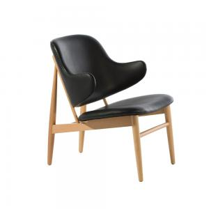 China Fashionable Larsen Easy Fiberglass Arm Chair Multi Colors 70 * 64 * 77 CM on sale