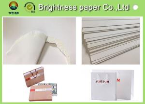 China High Bulk Food Grade Teal Cardstock Paper With Glossy Coated Surface on sale