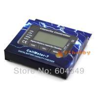 Radio Control Parts CellMeter-7 Digital Battery Capacity Checker LiPo LiFe Li-ion NiMH Nicd