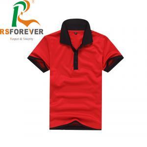 China Wholesale Fashion OEM Custom Blank Design Mens 100% Cotton Polo Shirt on sale