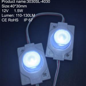 China DC12V 3030smd 2.8W Led Sign Lighting ModulesHigh Brightness PVC Material on sale