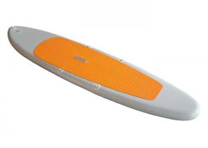 China Adults Sport Orange Blow Up Stand Up Paddle Board Surfing Equipment on sale
