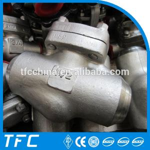 China API 602 forged steel check valve manufacturer on sale