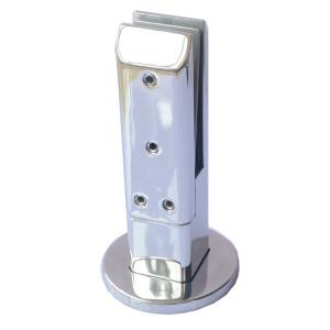 China Stainless steel glass clamp spigot-EK102.12 on sale