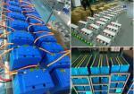 LFP Battery 12V - 144V, 10Ah -1000Ah Lithium deep cycle battery for Solar energy RV EV Motorcycle Boat