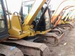 Year 2011 7T weight Used Crawler Excavator Caterpillar 307D 4M40 TL engine  with Original Paint