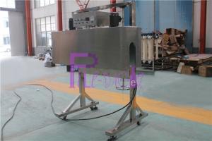 China machine à étiquettes semi automatique 3000BPH avec le moteur de contrôleur de température/air de circulation on sale