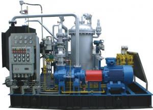 China compresor eléctrico del tornillo del gas del proceso industrial 30KW para el gas natural on sale