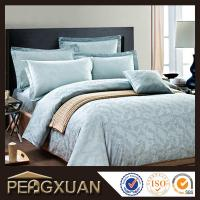 China Classic bedding set product 100% Cotton hotel duvet cover sets for 5 starts hotel PX-DC3 on sale