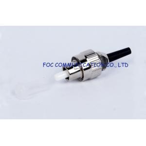 China 0.9mm FC Fiber Optic Connector SM Simplex For Fiber Optic Test Equipment on sale