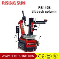 Automatic wheel repair machine for tire changer