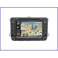 car radio 2 din touch sreen GPS car dvd player 7 inch VW magotan