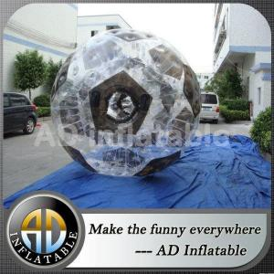 China Contemporary football inflatable body zorb ball on sale