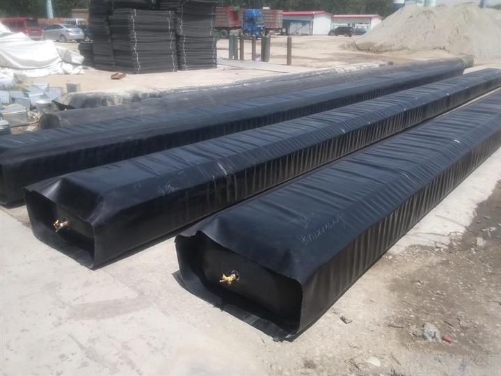 India pneumatic tubular formwork used for casting beam, culvert for