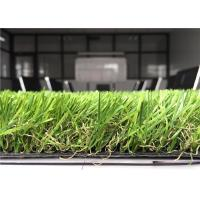 China 35mm Eco Artificial Pet Grass / Fake Artificial Grass Mats For Dogs on sale