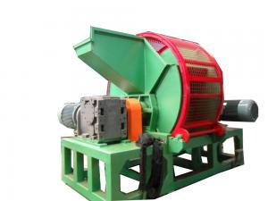 China Automatic Tyre Recycling Crusher Machine / Rubber Crusher Machine on sale