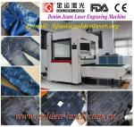 Galvo Denim Jeans Laser Engraving Machine