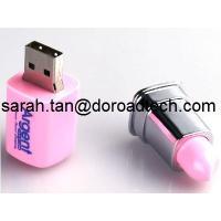 Plastic Lipstick USB Flash Drive, Special Gift USB Memory Sticks for Girls