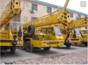 China XCMG Used Telescopic Boom  QY25K/QY50K Truck Crane on sale