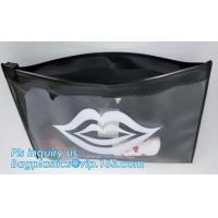 Printed slider ziplock plastic resealable clothes zipper bag, Eva Plastic Slider Zipper Clothes Packing Bag With Custom