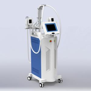 China Cryolipolysis Vacuum Six Polar RF Beauty Machine Diode Laser Light Cavitation on sale