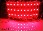 Red 5054 SMD Linear Modules 3leds Module Light For Led Backlight  Signs lighting letters