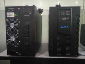 China 2kva,3kva standard model double conversion Tower LED display online ups on sale