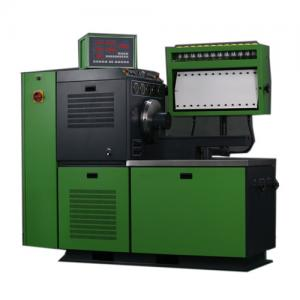 China CE Computer Controlled diesel injection pump test bench fan cooled 6 / 8 / 12 cylinders on sale