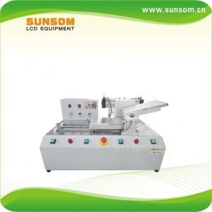 China Soft to rigid Glass to glass lamination machine for mobile phone repair on sale